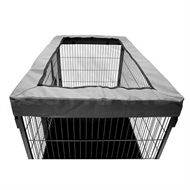 Crufts Freedom Pen - Large Top for 2 - 70/90 cm hvalpegård